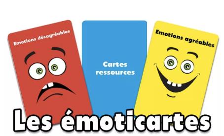 Emoticartes